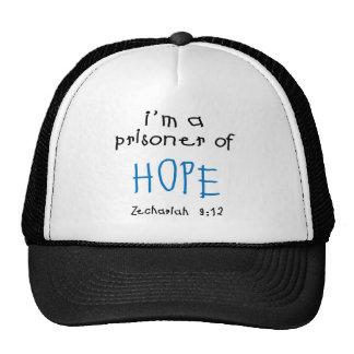 Preso de la esperanza gorras