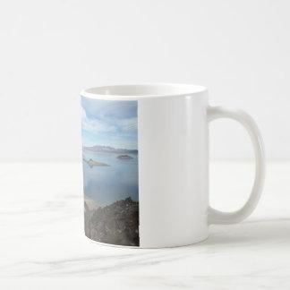 Preso Hoover de la taza de café de la foto del
