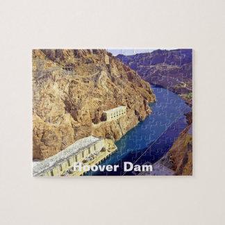 Preso Hoover en Arizona Puzzles