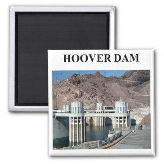 Preso Hoover Imán Cuadrado