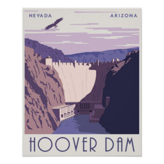 Preso Hoover Póster