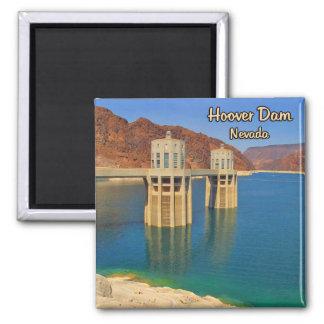 Preso Hoover y el lago Mead Iman Para Frigorífico