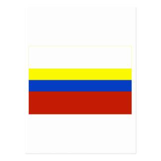 Presov Flag Postcard