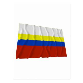 Presov Waving Flag Postcard