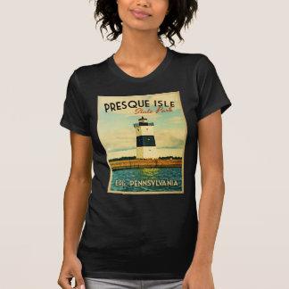 Presque Isle Lighthouse T-Shirt