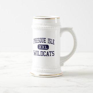 Presque Isle - Wildcats - High - Presque Isle Mug