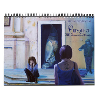 Presque vu, - 20-12 months of Untold Calendar