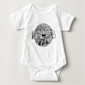 Press Baby Bodysuit