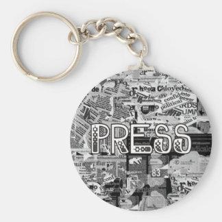Press Keychain