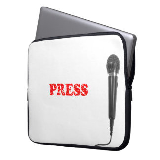 Press Laptop Sleeve