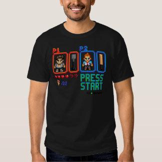 Press Start Tshirt