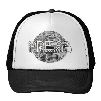 Press Trucker Hat