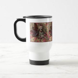 Pressed Fairy Travel Mug