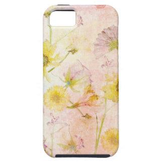 Pressed Wildflowers iPhone SE/5/5s Case