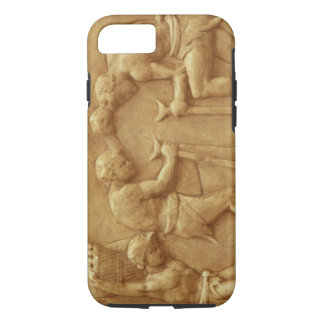 Pressing the Grapes (marble) iPhone 8/7 Case