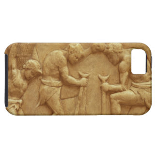Pressing the Grapes (marble) iPhone SE/5/5s Case