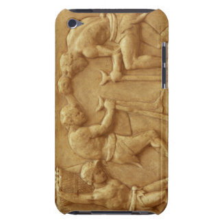 Pressing the Grapes (marble) iPod Touch Cover