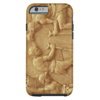 Pressing the Grapes (marble) Tough iPhone 6 Case