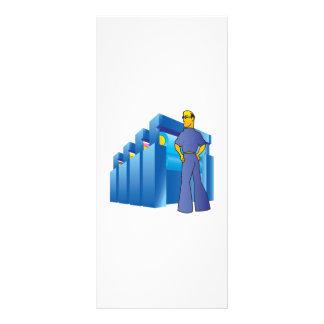 Pressman Customized Rack Card