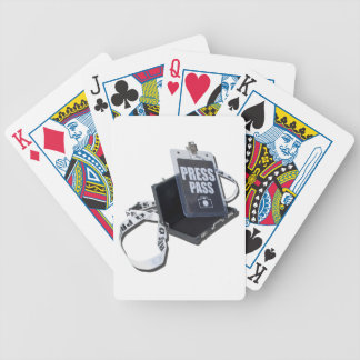 PressPassBriefcase.png Bicycle Playing Cards