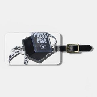 PressPassBriefcase.png Luggage Tag