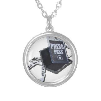 PressPassBriefcase.png Round Pendant Necklace
