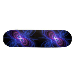Pressure Abstract Fractal Art. Skate Boards
