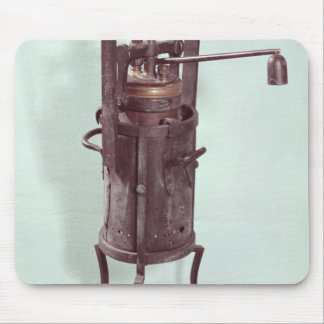 Pressure cooker invented by Denis Papin  1679 Mouse Pad