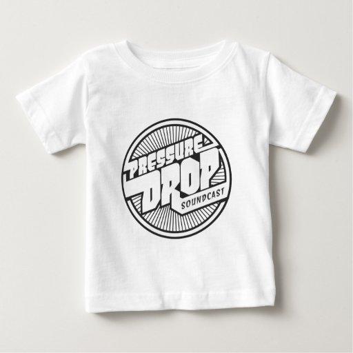 Pressure Drop Soundcast Logo T Shirt
