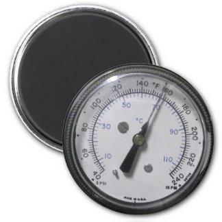 Pressure Gauge Magnet