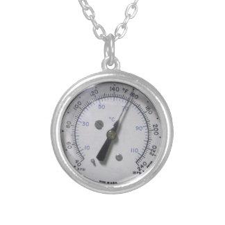 Pressure Gauge Necklace
