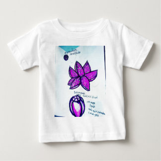 Pressure released seedpods for terraforming by Lum Baby T-Shirt