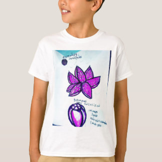 Pressure released seedpods for terraforming by Lum T-Shirt