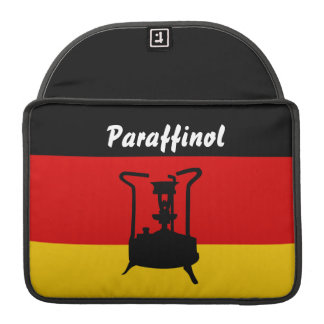 Pressure stove with German flag Sleeve For MacBook Pro