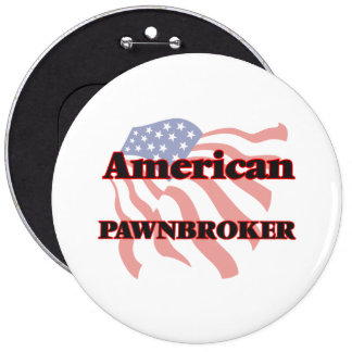 Prestamista americano pin redondo 15 cm