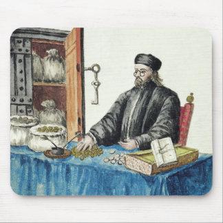 Prestamista veneciano, de un libro ilustrado tapete de ratones