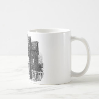 Prestbury Old Hall Coffee Mug