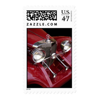 Prestige & Glamour-Classic Car Stamp