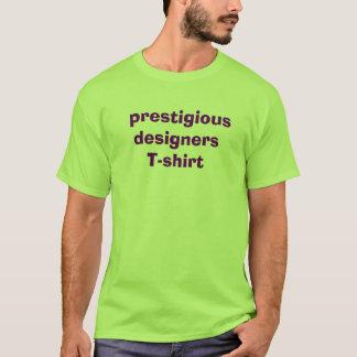 Prestigious Designers T-Shirt