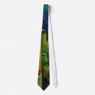 Preston Dickinson - Factory (Modified) Tie