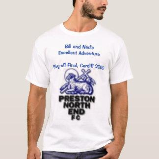 preston north end t-shirt