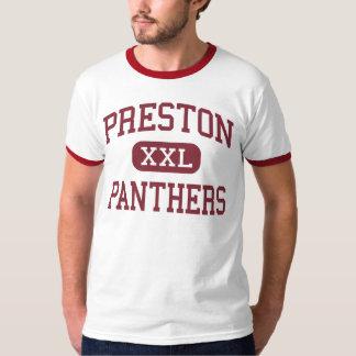 Preston - Panthers - High School - Bronx New York T-Shirt