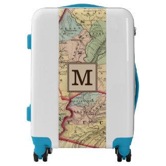 Preston, Taylor, Barbour, Tucker | Monogram Luggage