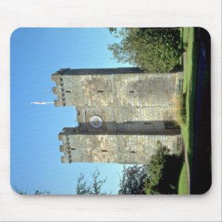 Preston Tower, Northumberland, England Mousepads
