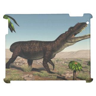 Prestosuchus dinosaur - 3D render Cover For The iPad 2 3 4