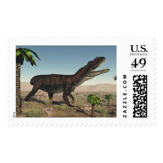 Prestosuchus dinosaur - 3D render Postage