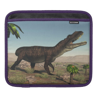 Prestosuchus dinosaur - 3D render Sleeve For iPads