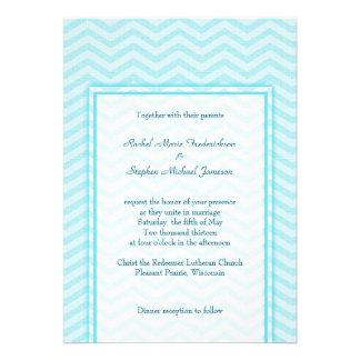 Presupuesto azul del personalizado del boda de la