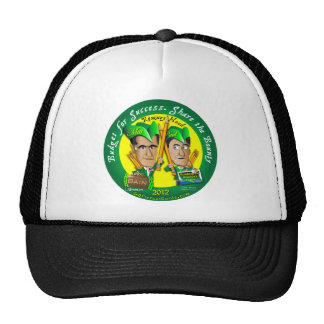Presupuesto para el éxito gorra