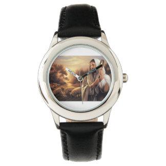 Preta del pulseira de COM del prateado de Relógio Relojes De Pulsera